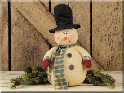 Small Rolly Polly Chubby Frosty