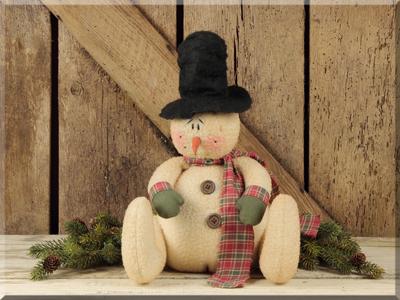 Sitting Chubby Frosty