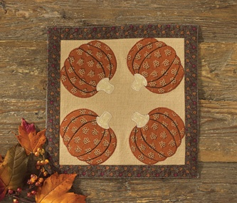 Pumpkin Harvest Accent Mat