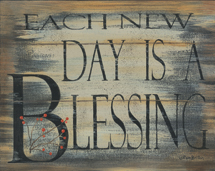 """Each New Day"" Picture"