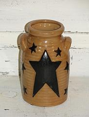 Black Star Stoneware with handles