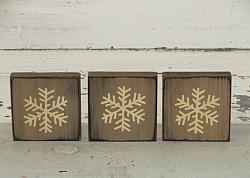 Snowflake Block Set