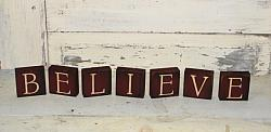 Believe Primitive Block Set