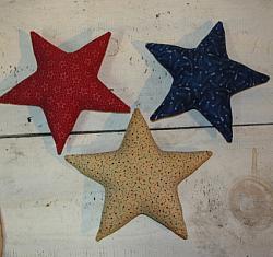 Primitive Americana Stars-Bowl Fillers