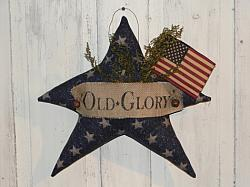 Primitive Large Americana Star