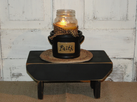 Primitive Wood Table Riser