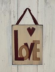Primitive Love Sign