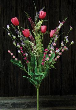 Tulip Wildflower Bush