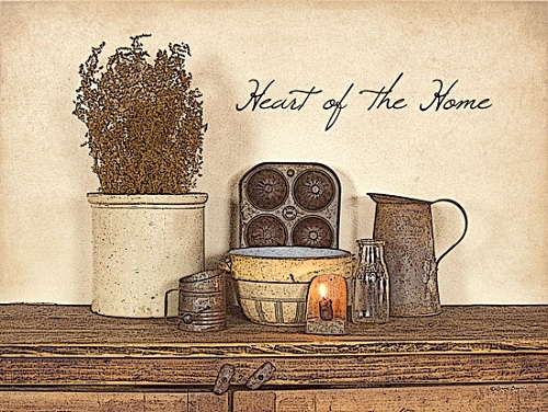 """Heart of the Home"" Picture"