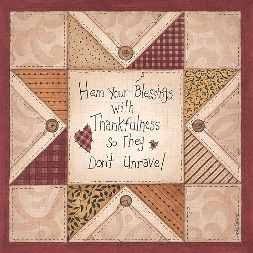 """Hem Your Blessings"" Picture"