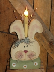 Primitive Spring Bunny Light