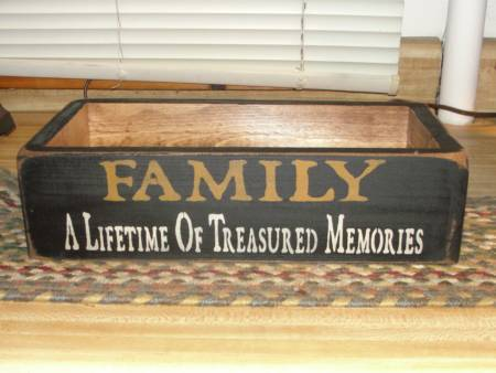 Primitive Family Box