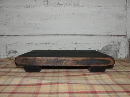 Primitive Wood Flat Small Riser