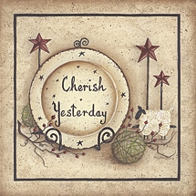 """Cherish Yesterday"" Picture"