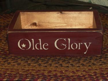 Olde Glory Box
