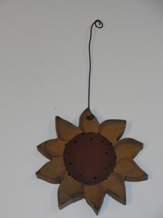Sunflower Peg Hanger