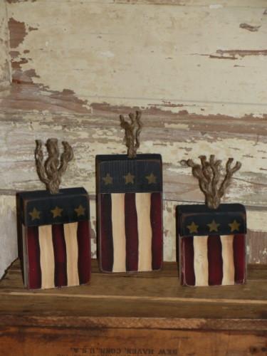 Americana Firecrackers