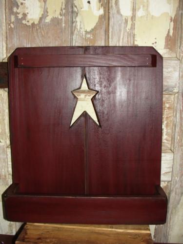 Primitive Star Cut Box/Undecorated