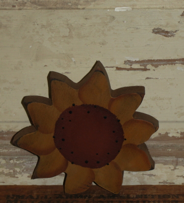 Sunflower Shelf Sitter