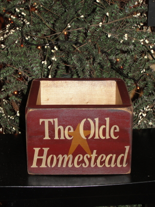 The Olde Homestead Box