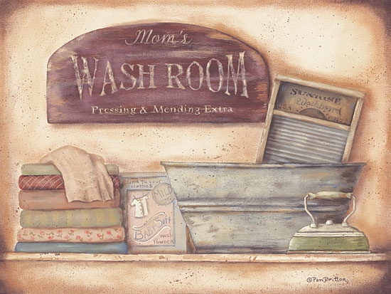 """Wash Room"" Picture"